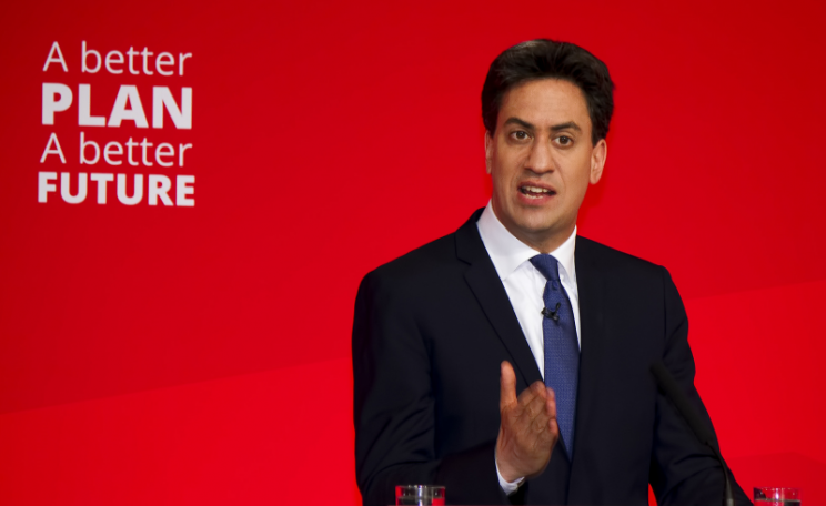 Ed Miliband still has a plan for a better future. On the campaign trail in Dewsbury, West Yorkshire, 30th April 2015. Photo: Din Mk Photography via Flickr (CC BY-NC).