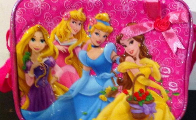 In 2012 this Disney Princess Lunchbox was found to contain 29,800 ppm of DEHP - over 29 times the limit set in the US for children's toys. Photo: CHEJ via Flickr (CC BY-SA).