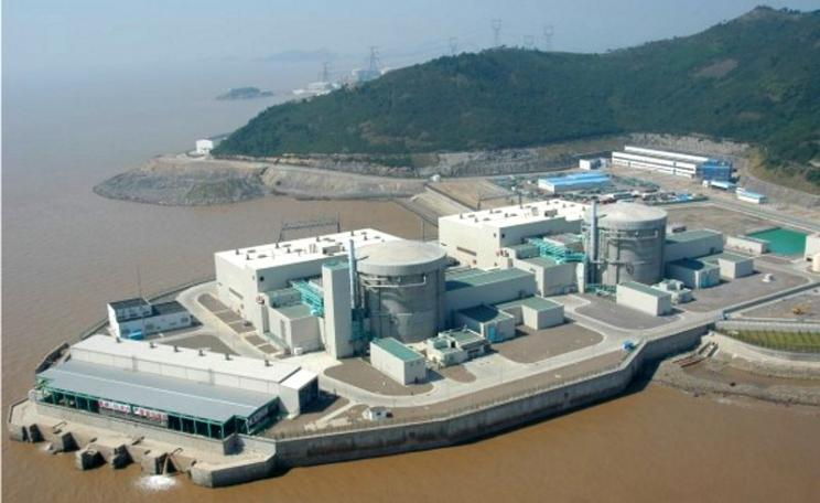 Reactor at Qinshan: many experts doubt nuclear power can make a significant contribution to China's future electricity needs. Photo: Atomic Energy of Canada Limited via Wikimedia Commons.