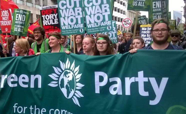 The Green Party's emphasis has primarily been on environmentalism and political ecology, and is looking to incorporate new policies into legislation to protect nature. Photo: Alan Stanton via Flickr (CC0 1.0)