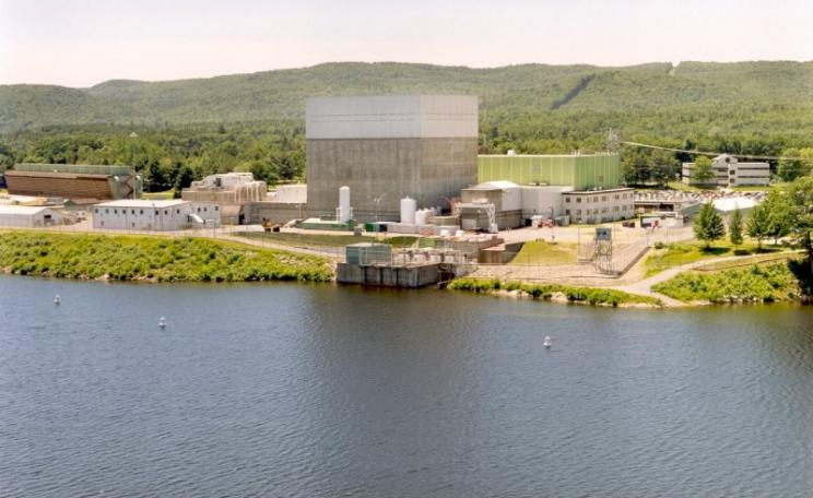 The Vermont Yankee Nuclear Power Plant is set to cost $1.2 billion to decommission, but the fund set up by its owner, Entergy, contains just $625 million - and Entergy has already been rumbled for using the fund to pay for nuclear waste disposal. Photo: U