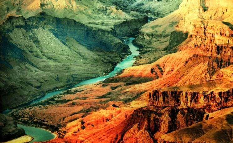 The Grand Canyon. Photo: Aftab Uzzaman via Flickr (CC BY-NC).