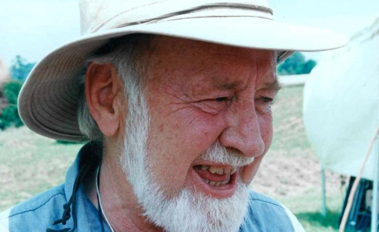 Permaculture 'inventor' Bill Mollison, who died this weekend. Photo: Permaculture Association / Magazine.