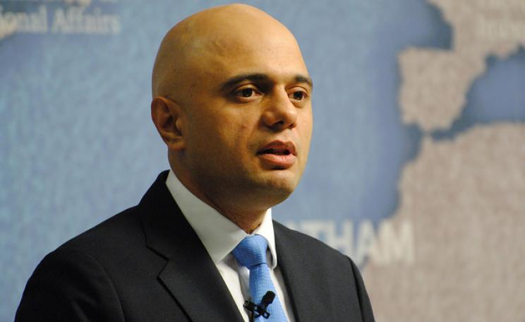 Sajid Javid MP launched the new Conservative Environment Network in Parliament. (C) Chatham House, via Flickr.