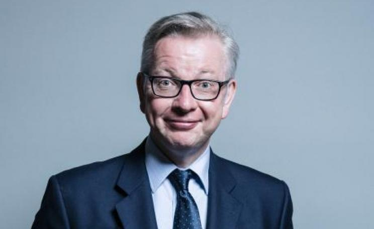 Michael Gove. Wikicommons, Creative Commons License.