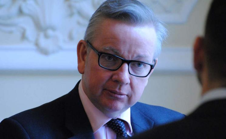 Michael Gove: Chatham House via Flickr CC BY 2.0