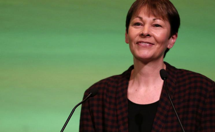 Caroline Lucas, the Green Party co-leader, has said that the Government has 'blown' an opportunity to meet its climate targets after it published the Clean Growth Strategy.