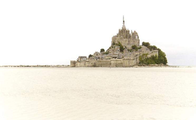 Atlantic Rising - Mont St Michel