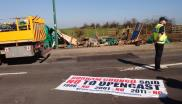 Pont Valley Protest Camp evicted by police