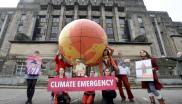 Friends of the Earth Scotland took part in the 2017 Days of Action to say No to #DirtyEnergy and Yes to #ClimateJustice.