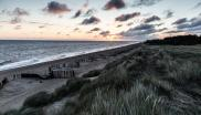 The iconic landscape of the Norfolk coast