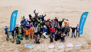 Surfers Against Sewage beach clean