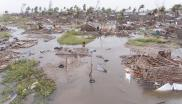 Climate Centre Follow Cyclone Idai, Mozambique, aftermath,