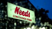 Shop sign - needs convenience store