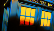 They do it with mirrors - the Tardis. Photo: Timothy Wells via Flickr.com.