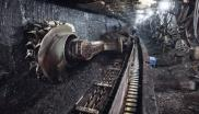 Russian underground coal mining by SUEK - financed by the British taxpayer. Photo: SUEK via Greenpeace.