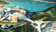 Isn't she lovely ... ! Incheon International Airport Corporation (IIAC) has reached agreement with the US-based Mohegan Tribal Gaming Authority to develop, build and operate a 'first-of-its-kind gateway entertainment city' in South Korea integrated with a
