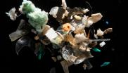 Microplastics in the Chesapeake Bay watershed. Photo: Chesapeake Bay Program via Flickr (CC BY-NC).