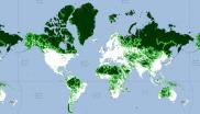 The roadless areas map developed by Roadfree.org and partners. The map referred to in this article is behind Science's paywall!
